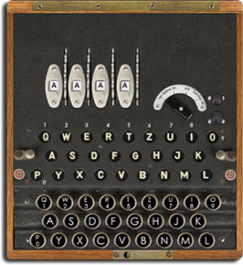 Enigma Machine D