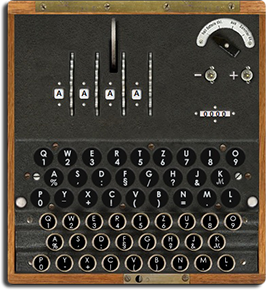Enigma Machine G31 G312