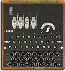 Enigma Machine A28