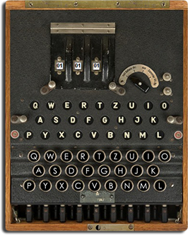 Enigma Machine I Service