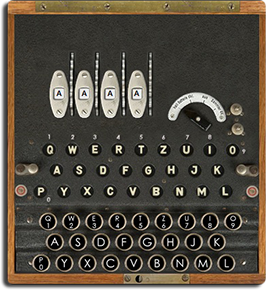 Enigma Machine K