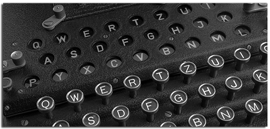 Enigma Machine Specifications
